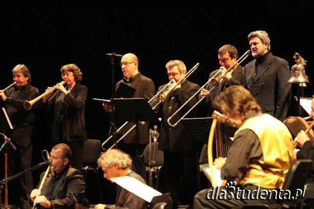 Misteria paschalia - koncert Jeruzalem