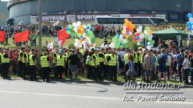 Kortowiada: Parada Wydziałów ulicami Olsztyna