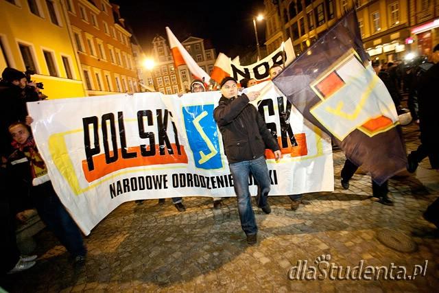 Manifestacja NOP