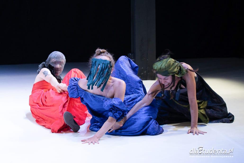 XVII Międzynarodowy Festiwal Tańca Zawirowania: Lagma