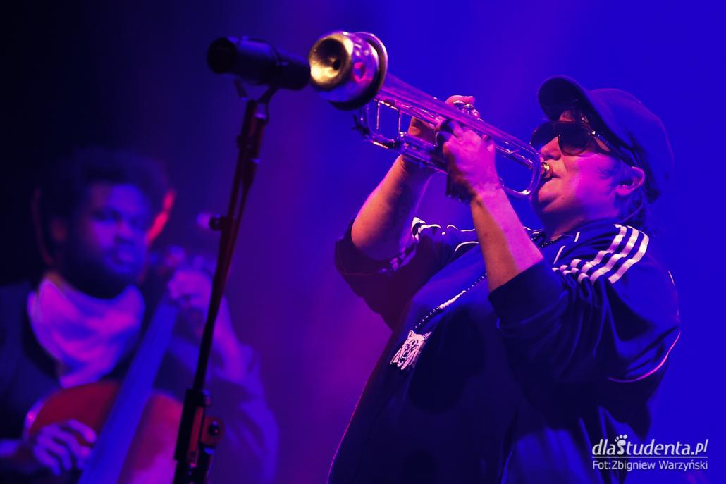 Jazztopad 2018: Jaimie Branch Fly or Die