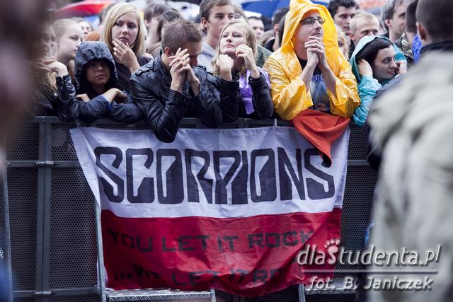 Wrockfest: Scorpions
