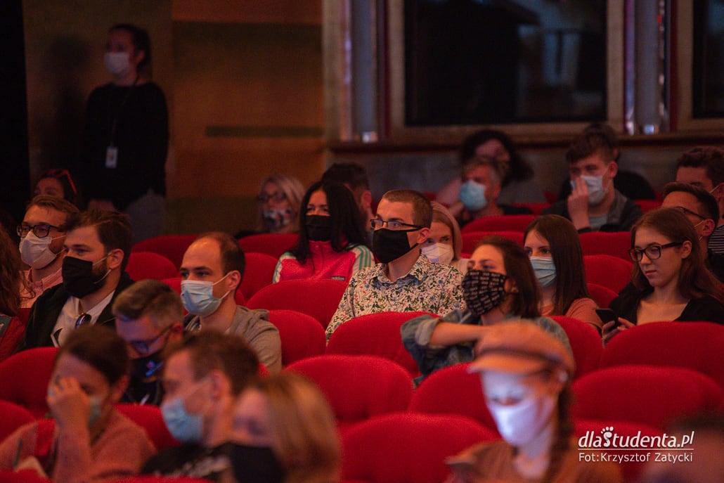 21. MFF Nowe Horyzonty: Hiacynt - pokaz filmu z udziałem reżysera