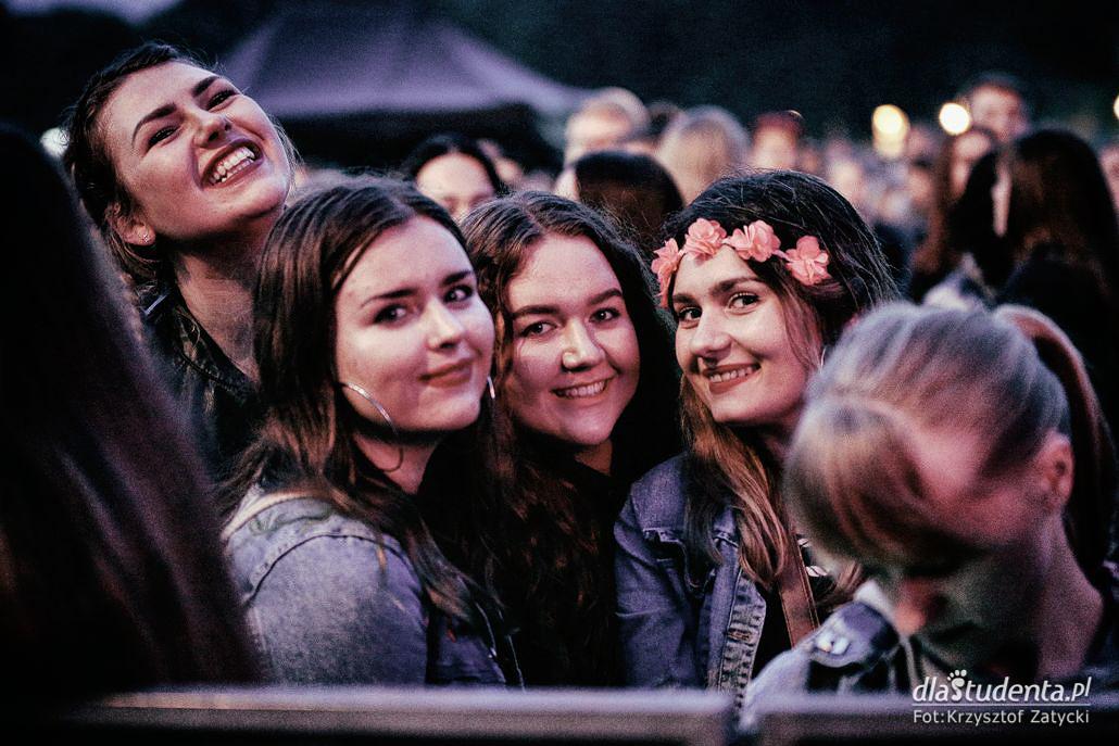Juwenalia Wrocławskie 2018 - koncerty: dzień 2