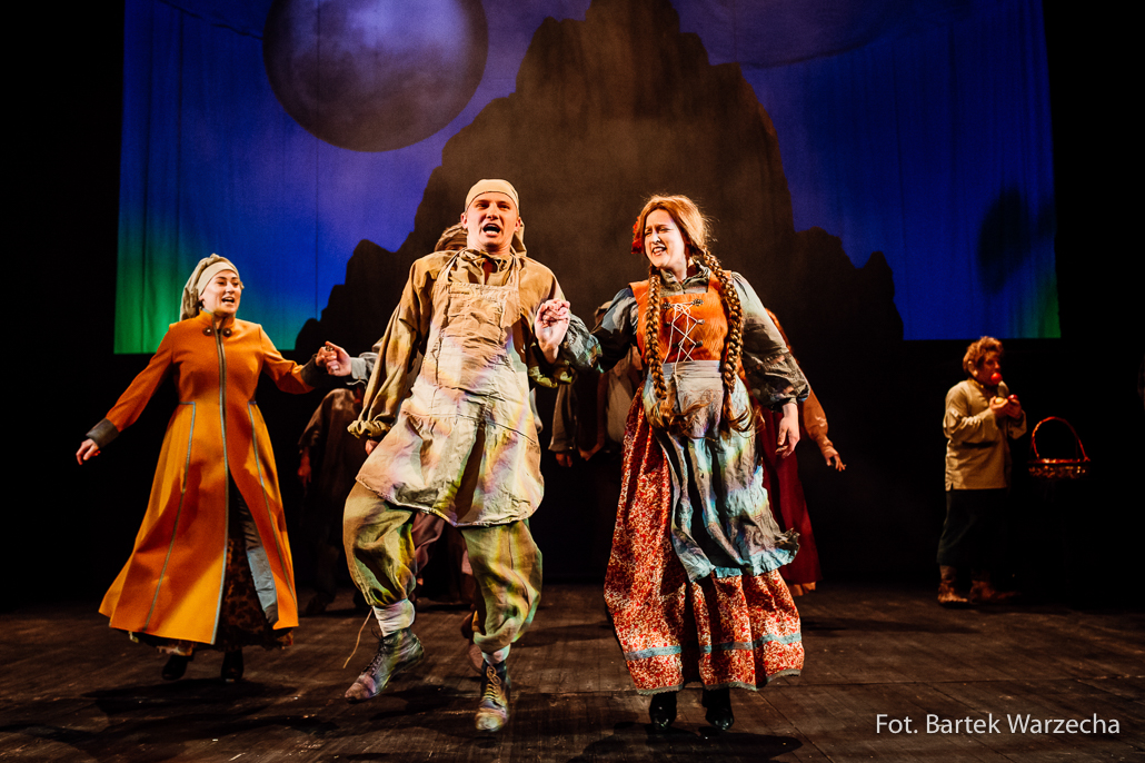 Hobbit - spektakl - zdjęcie nr 1480279