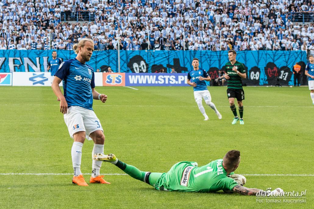 Lech Poznań - Legia Warszawa 0:3 - zdjęcie nr 1429279