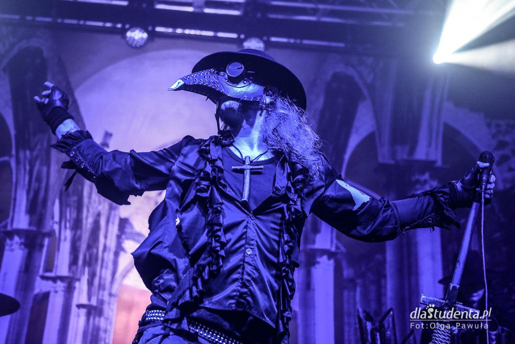 Moonspell + Rotting Christ + Silver Dust