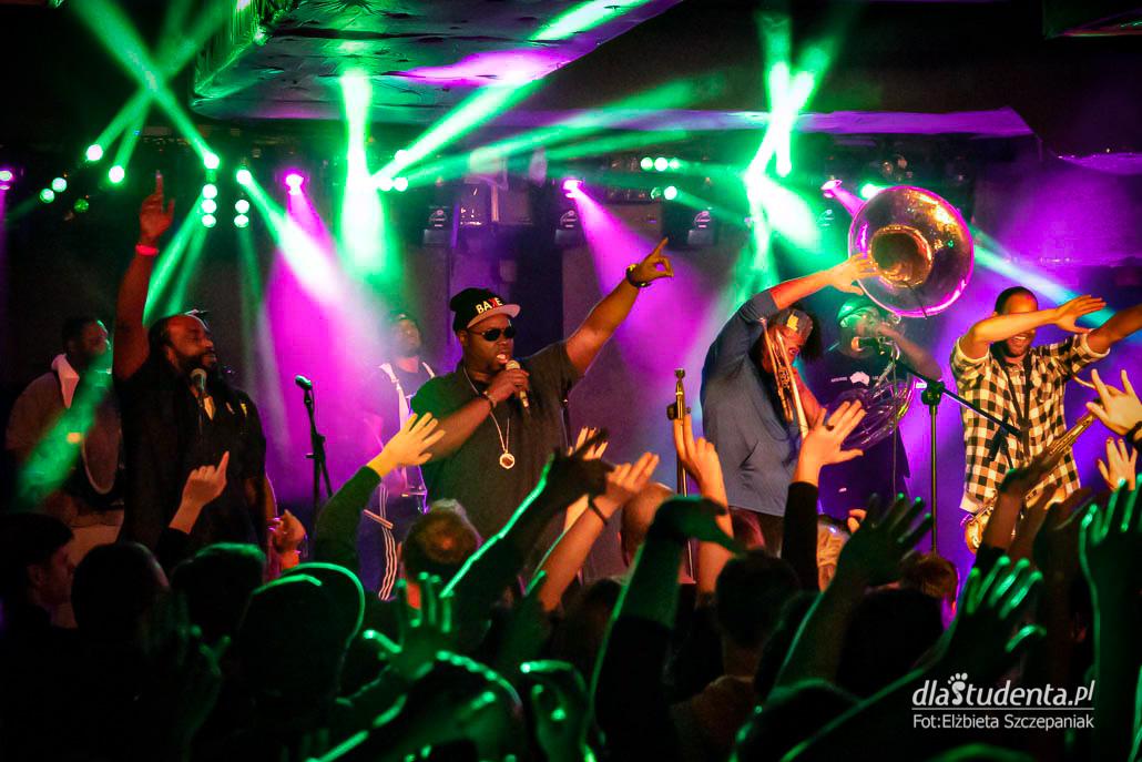 The Hot 8 Brass Band - zdjęcie nr 1521291