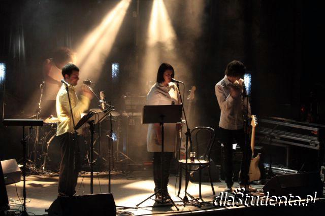 Nosowska and UniSexBlues Band
