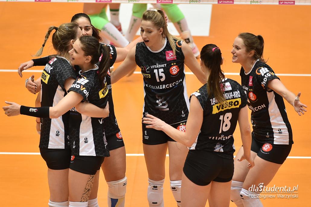 #VolleyWrocław - ŁKS Commercecon Łódź 1:3 - zdjęcie nr 5