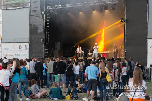 Festiwal Muzyczny Juwenalia Poznań - koncerty