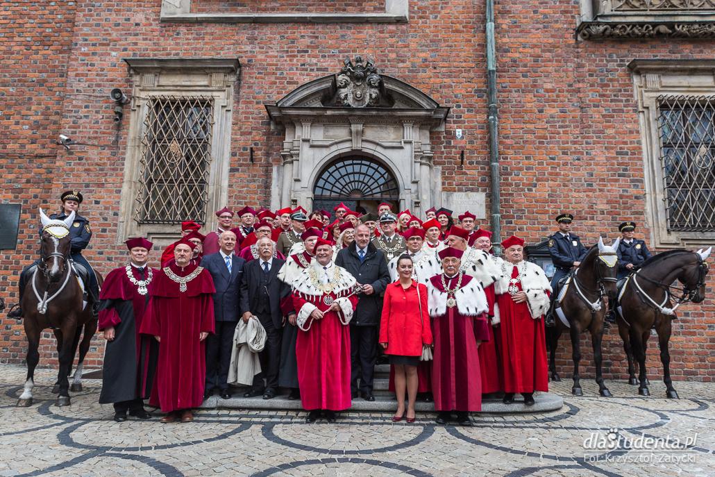 Oficjalne rozpoczęcie roku akademickiego we Wrocławiu