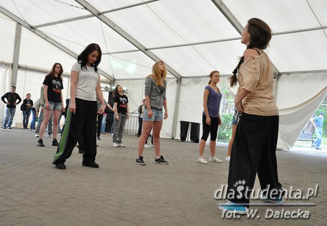 Juwenalia UMK: Warsztaty tańca