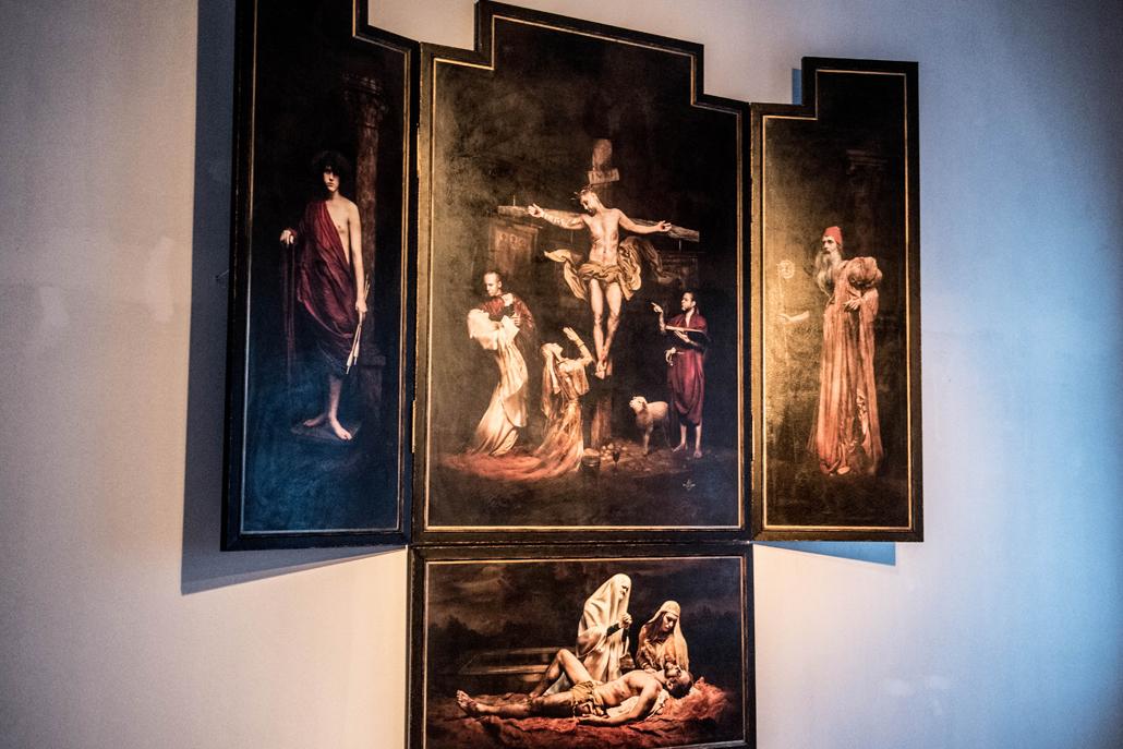 Behemoth: Wystawa - Thou Art Darkest