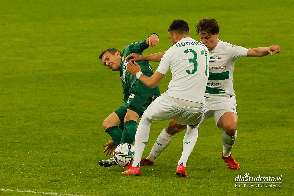 WKS Śląsk Wrocław - Lechia Gdańsk 1:1  - zdjęcie nr 8