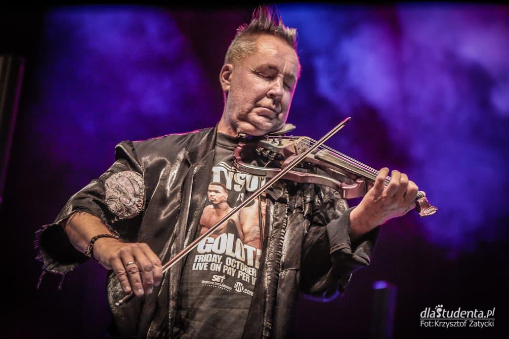 Nigel Kennedy zagrał we Wrocławiu