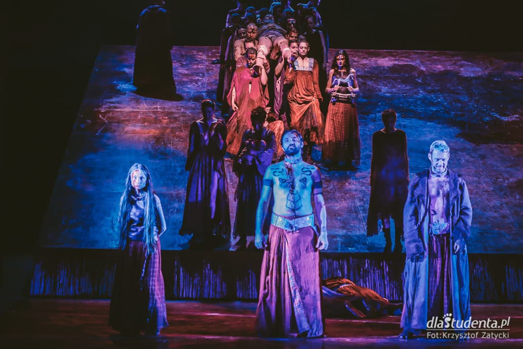 """Próba prasowa """"Makbeta"""" w Teatrze Muzycznym Capitol - zdjęcie nr 8"""