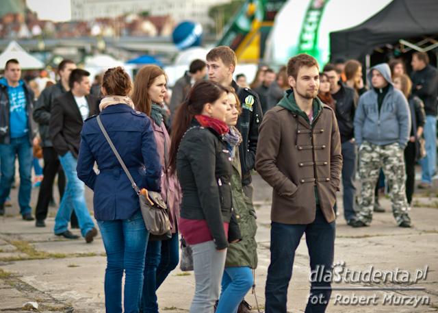 Juwenalia w Szczecinie - dzień 1