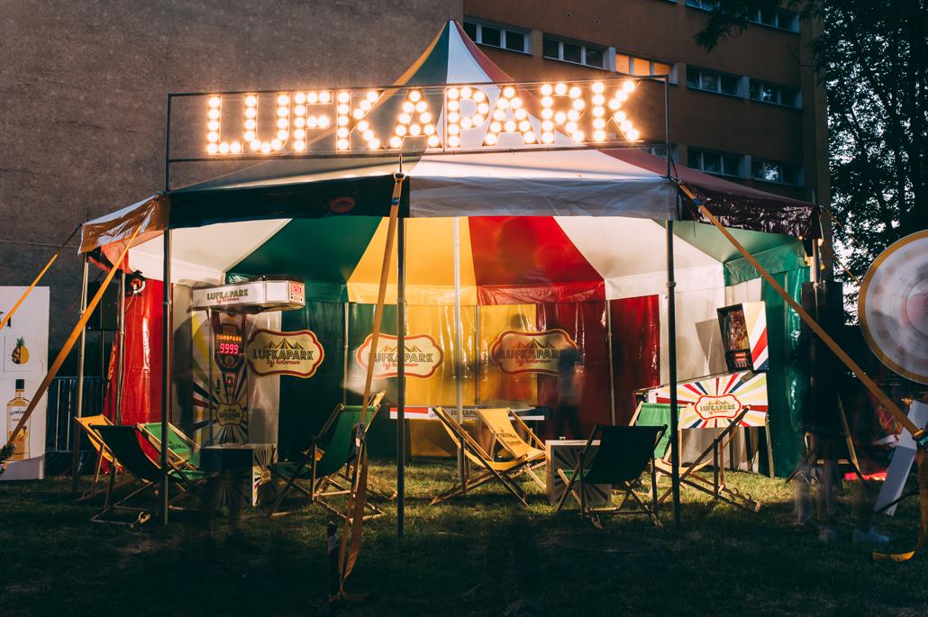 Juwenalia 2018: Lufkapark w Lublinie