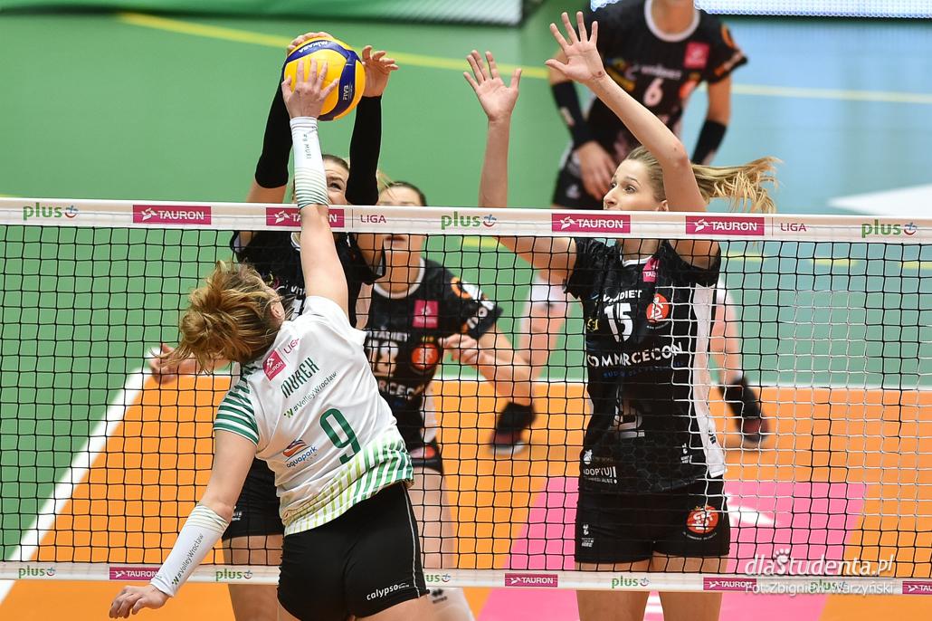 #VolleyWrocław - ŁKS Commercecon Łódź 1:3 - zdjęcie nr 8