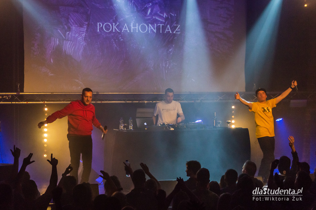 "Pokahontaz ""REnesans Tour"""