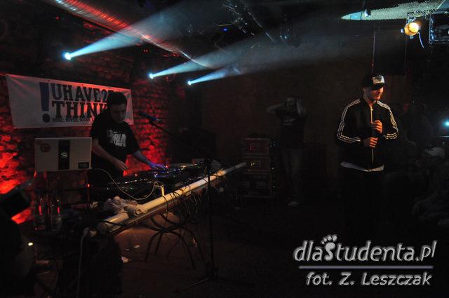 Rap Meethink - Eldo/Daniel Drums, W.E.N.A, Pyskaty