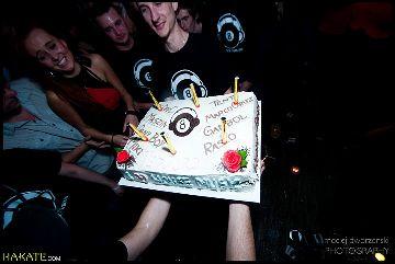 8djs on stage with Tessoro: 1st Birthday Party - zdjęcie nr 413503