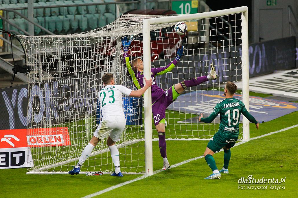 WKS Śląsk Wrocław - Lechia Gdańsk 1:1