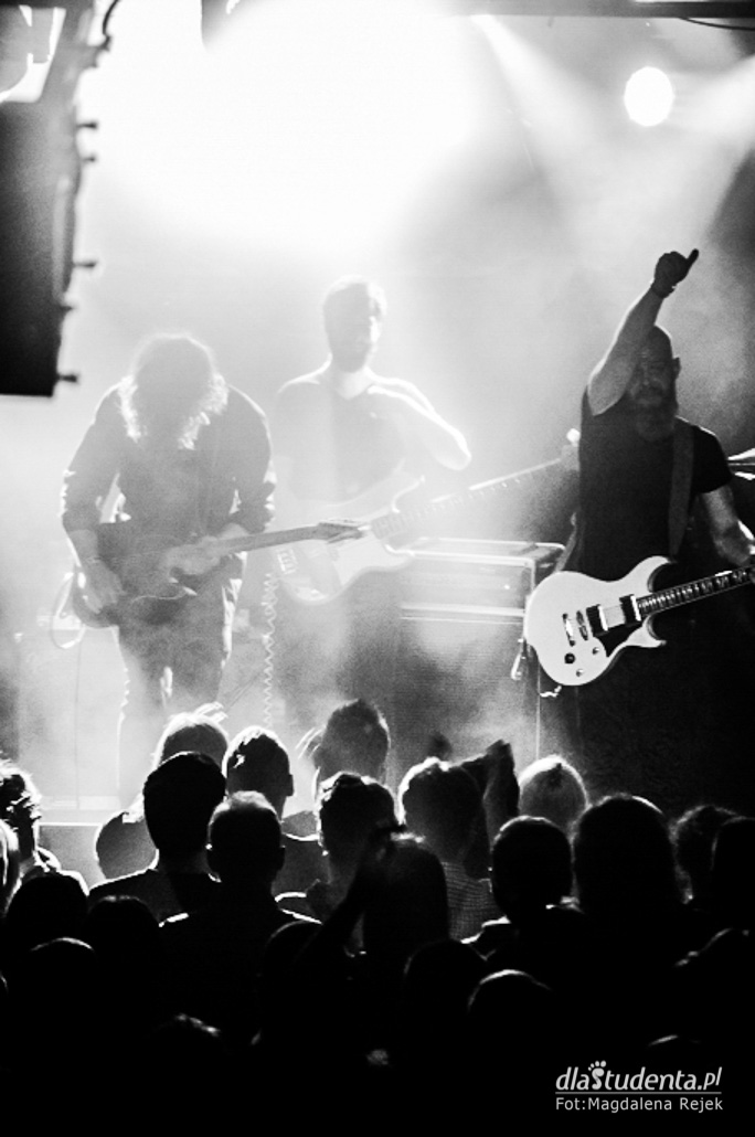 Riverside + Sounds like the end of the world + Lion Shepherd - zdjęcie nr 4