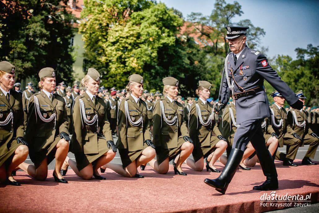 Promocja na pierwszy stopień oficerski - AWL