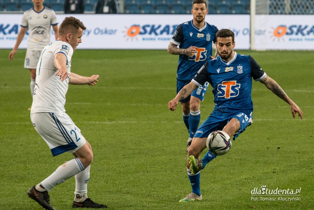 Lech Poznań - Stal Mielec 1:2 - zdjęcie nr 6