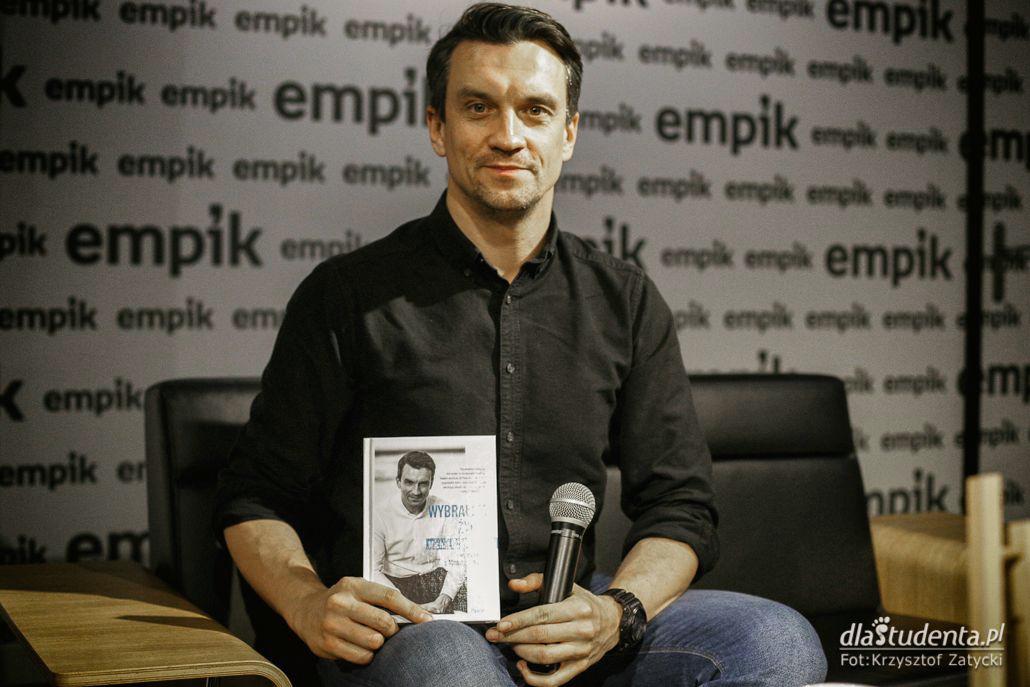 Michał Czernecki - spotkanie autorskie