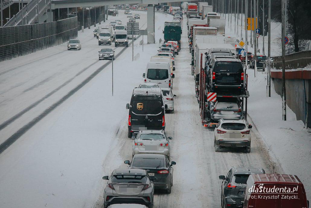 Atak zimy w Polsce - zdjęcie nr 3