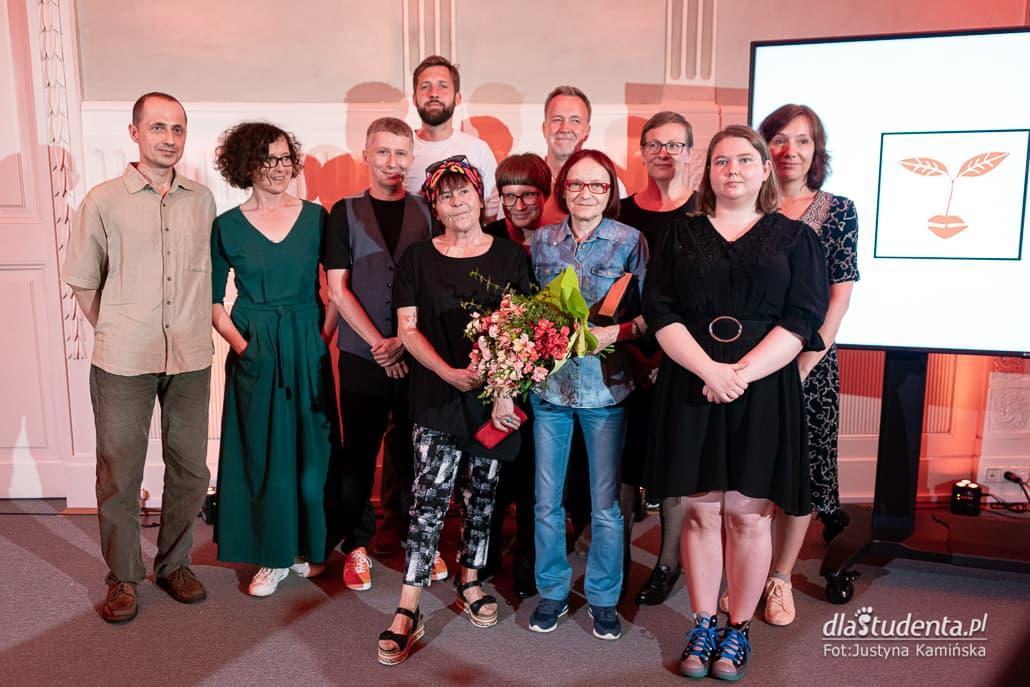 Gala wręczenia Nagrody im. Wisławy Szymborskiej
