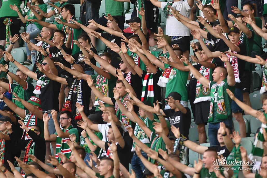 Śląsk Wrocław - Lechia Gdańsk 1:2 - zdjęcie nr 4