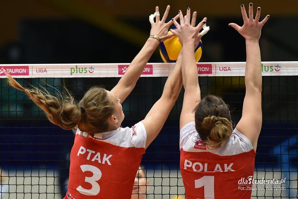 #VolleyWrocław - Energa MKS Kalisz 1:3  - zdjęcie nr 1544621