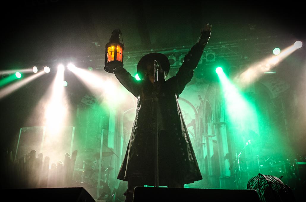 Cradle Of Filth + Moonspell + Sacrilegium