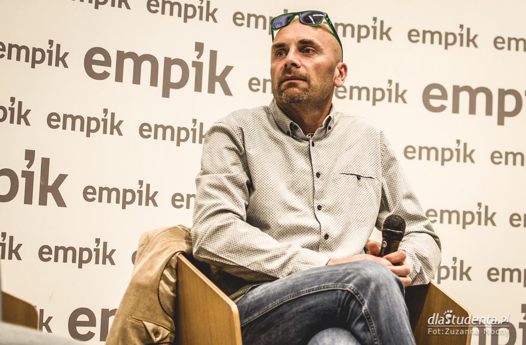 Rafał Fronia - spotkanie z czytelnikami