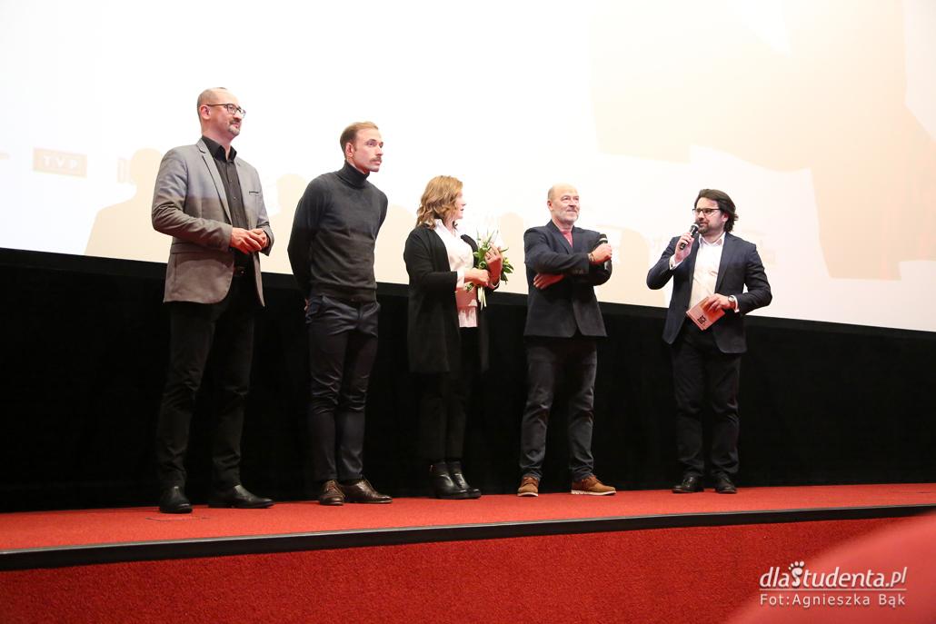 Ułaskawienie - pokaz premierowy i spotkanie z twórcami