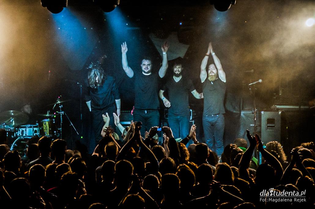 Riverside + Sounds like the end of the world + Lion Shepherd - zdjęcie nr 9