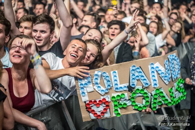 Kraków Live Festival - Dzień 1