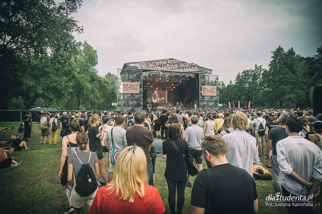 OFF Festival 2018 - dzień2