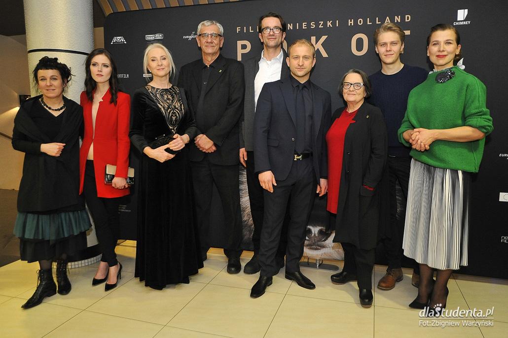 Premiera filmu Pokot we Wrocławiu