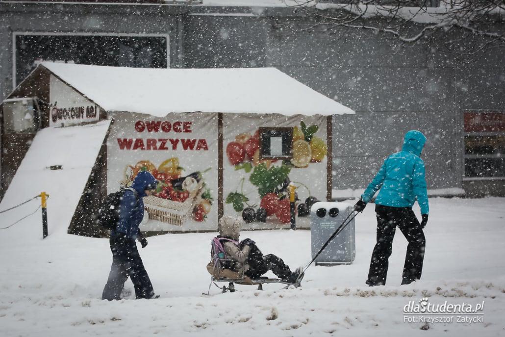 Atak zimy w Polsce - zdjęcie nr 5