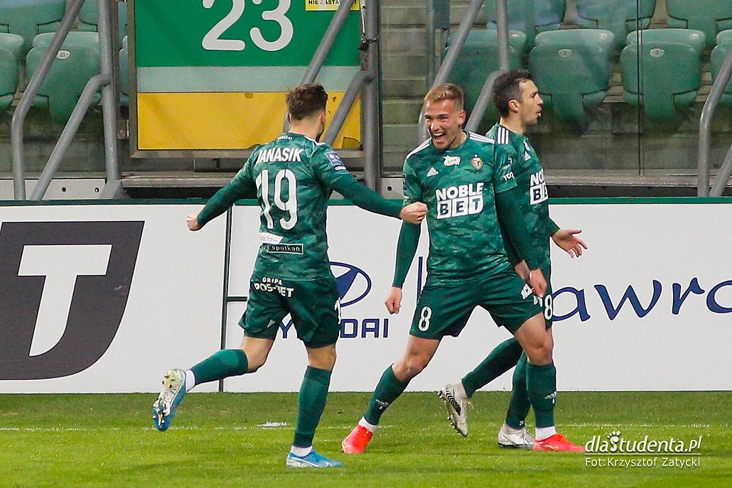 WKS Śląsk Wrocław - Lechia Gdańsk 1:1  - zdjęcie nr 5