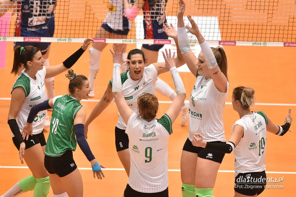 #Volley Wrocław - Grot Budowlani Łódź 3:2