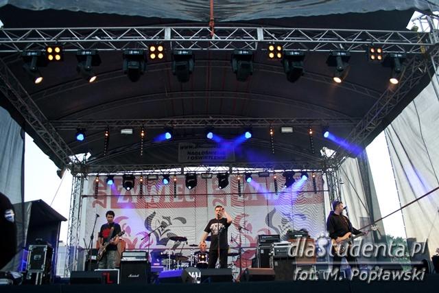 Neptunalia 2012: koncerty główne