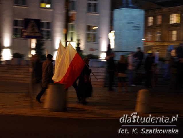 Marsz Niepodległości PiS-u