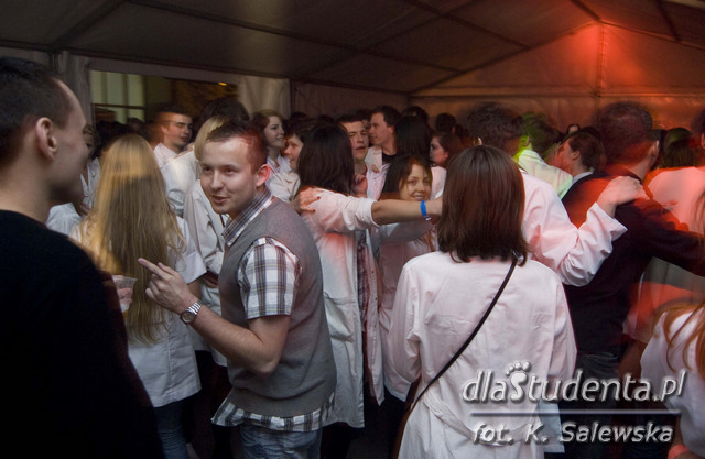 Medykalia 2011: White Fartuch Party - zdjęcie nr 478324