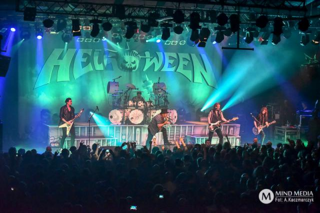 Helloween, Rage, Crimes of Passion